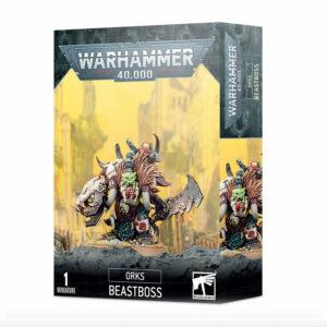 Warhammer 40k – Orks: Kabezilla  (50-53)