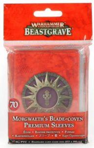 Underworlds: Beastgrave – Fundas Pacto Afilado (110-91)