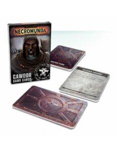 Preventa – Necromunda: Cawdor Gang Tactics Cards (300-22)