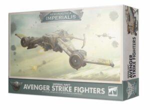 Aeronautica Imperialis: Navy Avenger Strike Fighters 500-34
