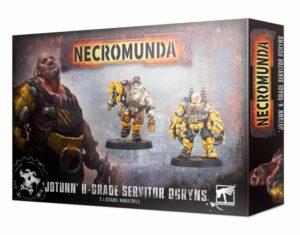 Necromunda: Jotunn H-Grade Servitor Ogryns (300-64)