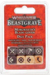 Underworlds: Beastgrave – Dados Pacto Afilado (110-96)
