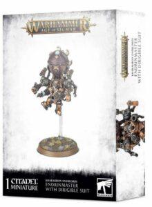 Kharadron Overlords: Endrinmaster Armadura Dirigible (84-42)