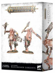 Sons Of Behemat: Mancrusher Gargants (93-03)