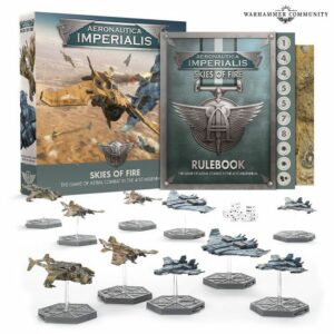 Aeronautica Imperialis: Skies Of Fire (Inglés) (500-30-60)