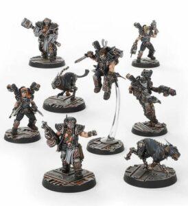 Necromunda: Orlocks Arms Masters Y Wreckers (300-70)