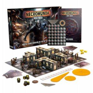 Necromunda: Hive War (Inglés) (300-08)