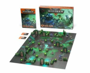 Warhammer 40,000: Kill Team Nexo Paria (102-74)