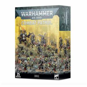 Warhammer 40k – Patrulla De Orkos  (50-43)