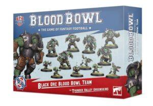 Blood Bowl: Equipo Black Orc – Los Thunder Valley (202-12)