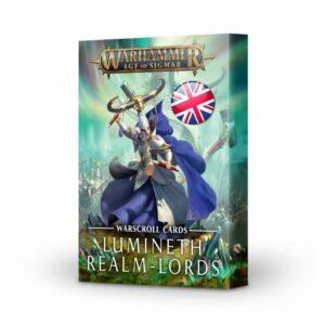 Lumineth Realm-Lords:C De Hoja De Un/Warscrolls(87-03)(EN)