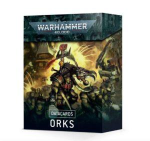 Warhammer 40k – Datacards: Orks (ES) (50-02)