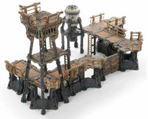 Necromunda: Zone Mortalis – Gang Stronghold (300-69)
