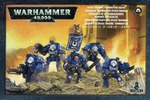 Space Marines: Escuadra Exterminadores (48-10)