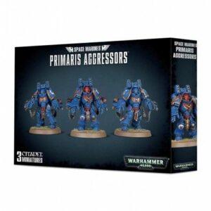 Space Marines: Primaris Aggressors (48-69)