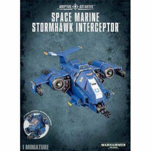 Space Marines: Stormhawk Interceptor (48-42)