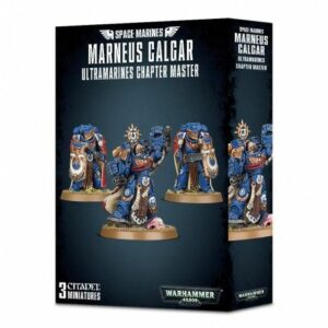 Ultra Marines: Marneus Calgar Chapter Master (55-21)