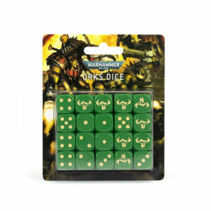 Warhammer 40k – Dados: Orks (50-05)