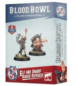 Blood Bowl: Árbitros Poco Imparciales Elf Y Dwarf (202-16)
