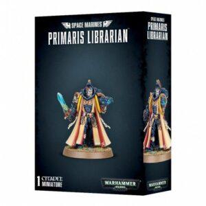 Space Marines: Primaris Librarian (48-63)