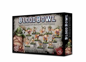 Blood Bowl: Nurgle's Rotters 200-57