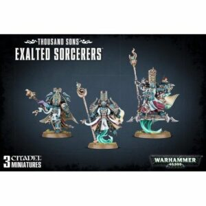 Thousand Sons: Exalted Sorcerers (43-39)