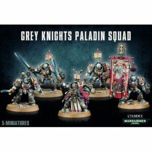 Grey Knights: Paladin Squad (57-09)