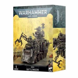 Warhammer 40k – Orks: Carro De Guerra  (50-20)