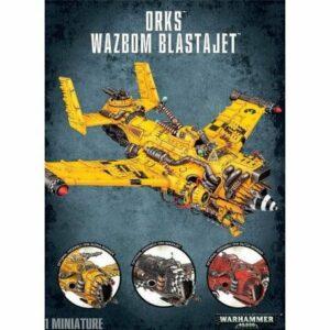 Orks: Wazbom Blastajet (50-32)