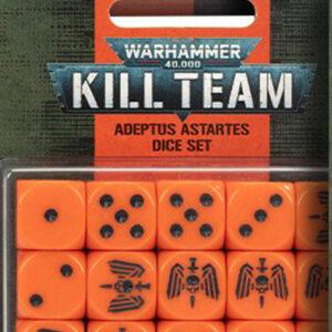 KILL TEAM: Adeptus Astartes Dice Set (102-79)