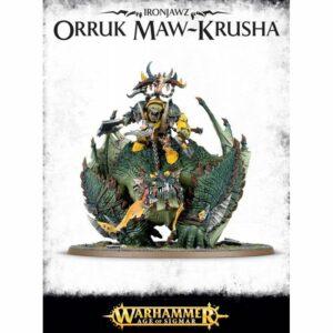 Orruk Warclans: Orruk Maw-Krusha (89-25)