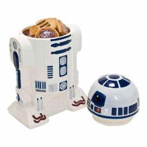 Star Wars: Bote De Galletas Cerámica R2-D2