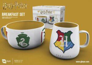 Harry Potter Pack Desayuno House Pride