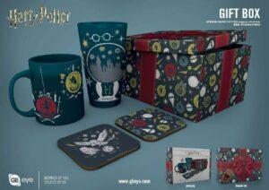 Harry Potter Pack De Regalo Magical Christmas