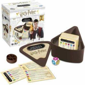 Trivial Pursuit: Bite Harry Potter Edicion Blanca Volumen 2