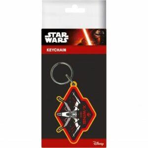 Star Wars: X-Wing Llavero De Goma