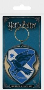 Harry Potter: Llavero Caucho Ravenclaw 6CM