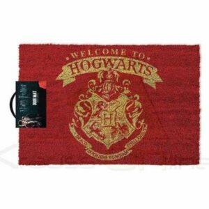 FELPUDO HARRY POTTER HOGWARTS 40X60