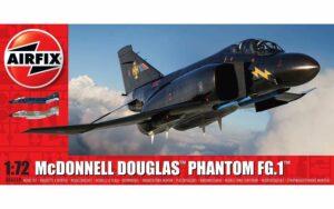 1:72 Airfix A06019 McDonnell Douglas Phantom FG.1 RAF