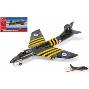 1:48 Airfix: Hawker Hunter F.4 / F.5 / J.34