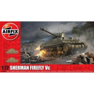 1:72 Aiirfix: Sherman Firefly