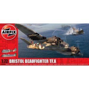 1:72 Airfix: Bristol Beaufighter TF X