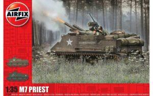 1:35 Airfix A1368 M7 Priest