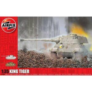 1:35 Airfix: King Tiger