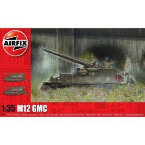 1:35 Airfix: M12 GMC