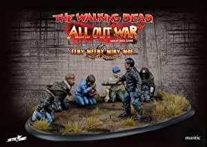 The Walking Dead: Diorama Negan, Pito, Colorito – (ES)