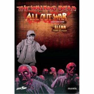 The Walking Dead: Glenn- Castellano