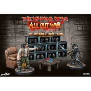 The Walking Dead – All Out War – Sala De Trofeos Gobernador