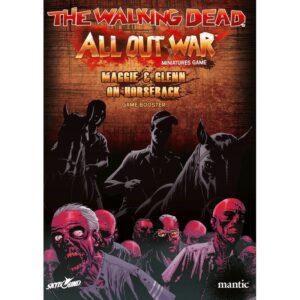 The Walking Dead: Maggie Y Glenn A Caballo (W5) –(ES)