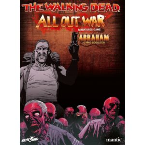 The Walking Dead – All Out War – Booster Abraham ES